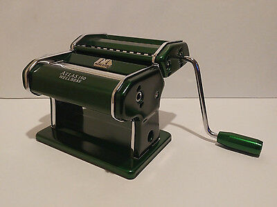 Marcato Atlas Wellness 150 Pasta Machine Noodle Maker Made in Italy Stainless