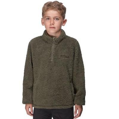 New Peter Storm Boys' Teddy Half Zip Fleece Outdoor Clothing