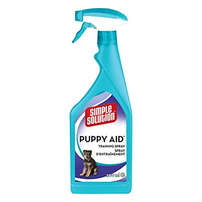 Puppy Pee Training Spray Indoor Outdoor Pet Dog Urinating Simple Solution