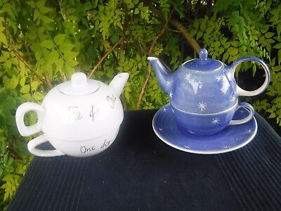 Tea For One For Two!
