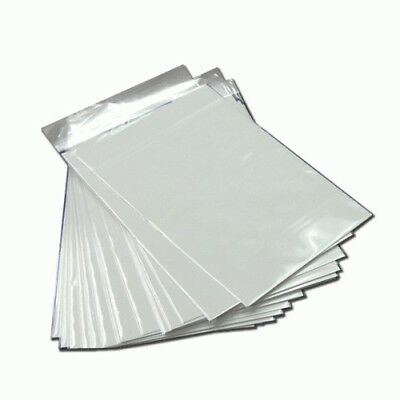 100 PREMADE BCW Current / Modern Comic Book Clear Bags(THICK) Boards / Sleeves
