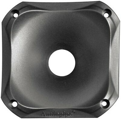 """Audiopipe APH4545H High Frequency Plastic Horn 2.3""""H x 4.5""""W x 5""""D"""