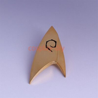 Star Trek Discovery Badge Operation Division Badge Starfleet Brooches Pin New