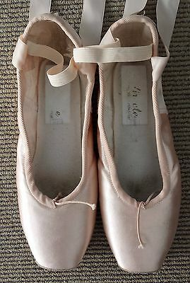 Grishko Miracle Pointe Shoes 7.5XX LM