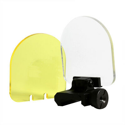 Protector for Airsoft Lens Sight Cover Shield 20mm Rail Mount For Rifle Scope SD