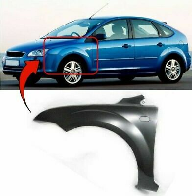 Ford Focus 2005>2008 Front Wing Passenger Side New Insurance Approved