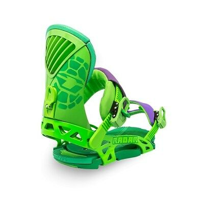 Attacco Snowboard Drake Radar Green/purple 2016