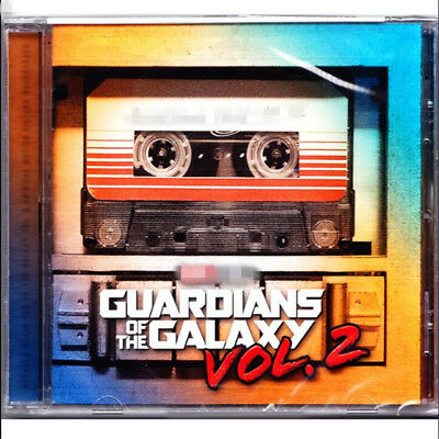 2017 Guardians of the Galaxy Awesome Mix Vol. 2 OST Soundtrack CD New