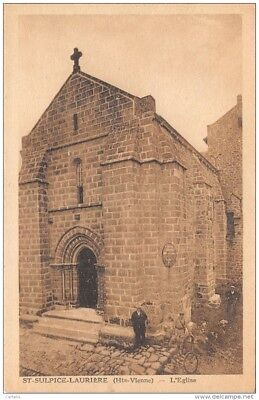 87-Saint Sulpice Lauriere-N°395-F/0025