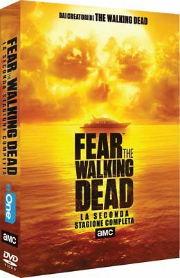 Fear The Walking Dead - Stagione 2 (4 Dvd) - Cofanetto Nuovo, Italiano