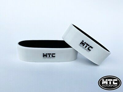 Mtc Mini Cooper S R53 Intercooler Silicone Hoses Snoot Boots Top Mount White