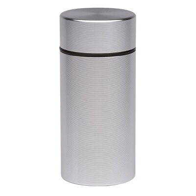 New Herb Container Airtight Smell Proof Aluminum Stash Jar Weed Bud Storage Tax0