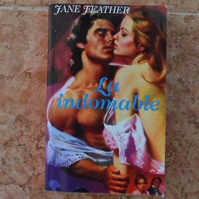 """la Indomable"" De Jane Feather. Novela Romántica."