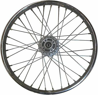 Honda XL125,R, Front Wheel, for Disc Brake Models, 1.40 x 21 Rim