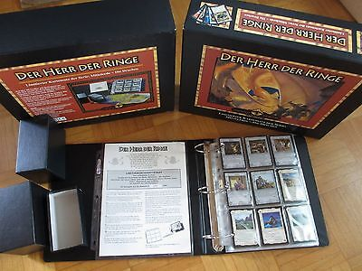 Middle Earth CCG The Dragons – Limited complete German Collectors Box Set METD
