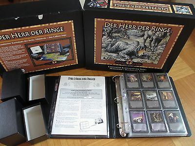 Middle Earth CCG The Lidless Eye – Limited complete Collectors Box Set MELE tcg