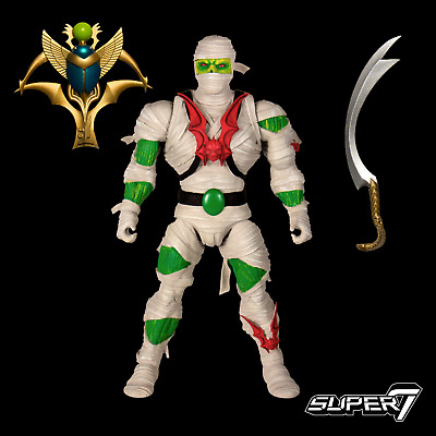 WRAPTRAP Masters of the Universe MOTU CLASSICS Super7 Collector´s Choice WAVE 2