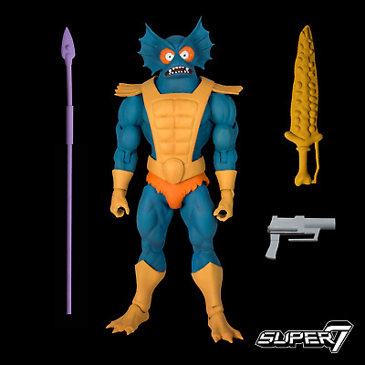 MER MAN 2.0 WAVE 2 SUPER7 CLUB GRAYSKULL MOTU CLASSICS Masters of the Universe