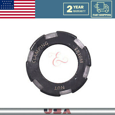 ER16 M Type Collet Clamping Nut For CNC Milling Collet Chuck Holder Lathe New