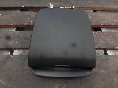 Subaru forester top glove box top compartment with clock 2003 SG9