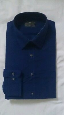 MENS SHIRT Ex M&S Collection SIZES 15,  16, 16.5, 17, 17.5 18