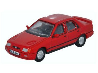 Oxford 76FS003 00 PKW Ford Sierra RS sapphire radiant rot