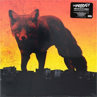 """Prodigy - The Day Is My Enemy (Vinyl 12"""" 2LP) *NEW*"""