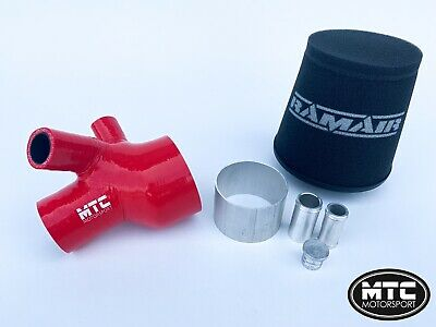 Mtc Motorsport Citroen Ds3 Induction Kit 1.6T Red