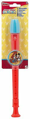 Childrens - Disney Mickey Mouse Recorder Musical Instrument Toy