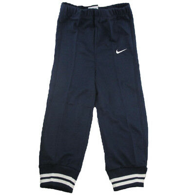 New Nike Infants baby unisex navy blue tracksuit pant bottoms age 24-36 months