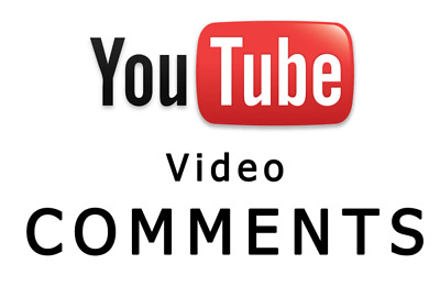 Instant 20+ YT Video Comments Social media marketing