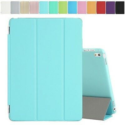 lot Slim Smart Magnetic Leather Cover Case Skin for iPad 2 3 4 Mini Air 2 Pro