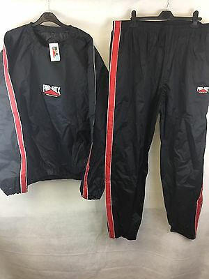 Pro Box Heavy Duty Sauna Suit XXXL Large 3XL Boxing MMA Martial Arts Weight Loss
