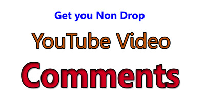 Get 10 YT Custom Comments & 10 likes on your video
