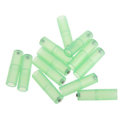 12pcs Battery Convertor Adapter Size AAA R03 to AA LR6 Battery Convertor Ca C4N4