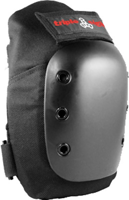 Triple 8 Kp-Pro Knee Pad L Black