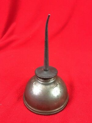 """Vintage EAGLE oil can 6"""" Made In The USA !!!"""