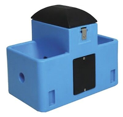 Miraco 2701 LilSpring Sheep & Goat Waterer - Blue heated