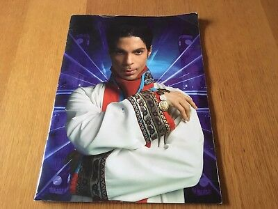 Prince - 21 Nights In London - 2007 Tour Programme