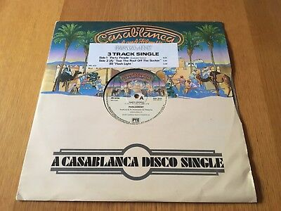 """Parliament - Party People - 1979 3 Track 12"""" Single Vg+ Lots More Funk In Shop!!"""