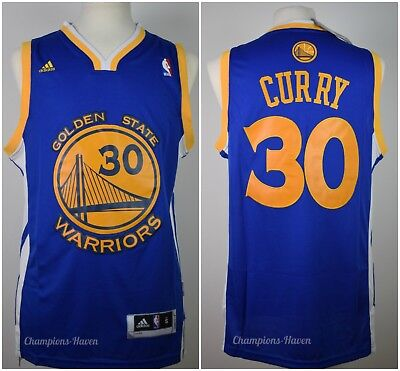 Nba Stephen Curry Golden State Warriors #30 Swingman Jersey   S-M-L