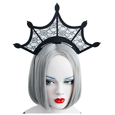 Halloween Easter Day Show Celebration Props COS Headband Headdress Crown D6G7