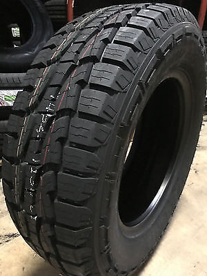 4 NEW 265/70R17 Crosswind A/T Tires 265 70 17 2657017 R17 AT 10 ply All Terrain