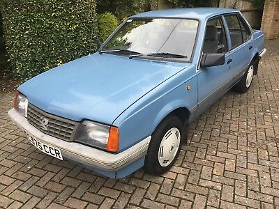 1986 C Reg Vauxhall Cavalier 1.6 L 4 Speed , One Owner From New !!