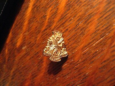 Fraternal Order Of Eagles Lapel Pin - Home Country God 10 Year Member Auxiliary