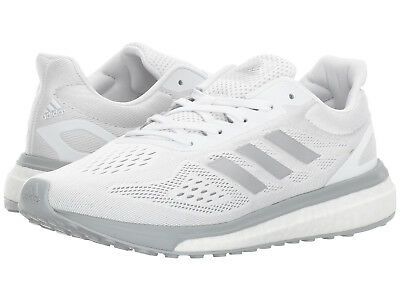 6cb081c919f Womens Adidas Response LT Sonic Drive White Athletic Running Shoes BA7784  Size 9