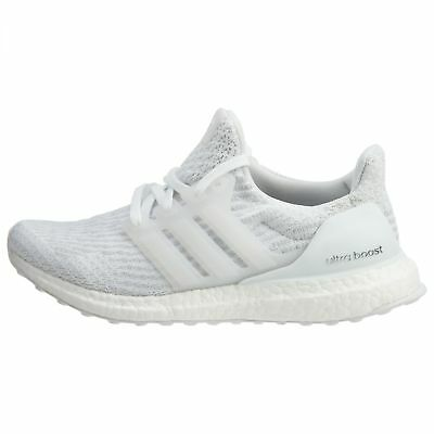 65829e3ea1696  BA7686  Women s Adidas Originals Ultra Boost Running Shoes White  NEW!