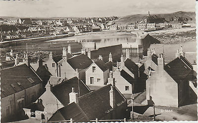 Findochty -Banffshire   - Real Photo- Postcard #