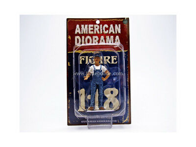 American Diorama - 1/18 - Figurines Hanging Out - Bob - 23857