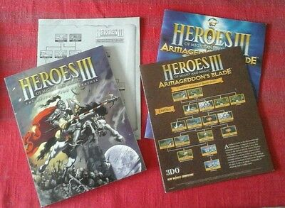 Heroes of Might and Magic III PC Game Manual